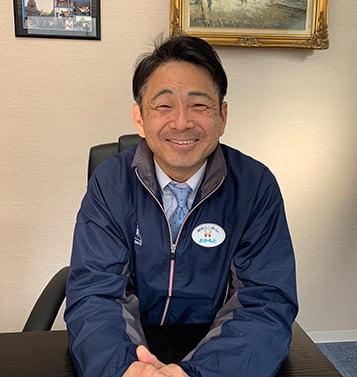 代表取締役社長 阪本真一